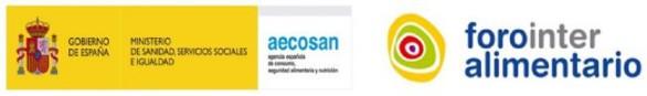 La AECOSAN y el FORO INTERALIMENTARIO organizan el Curso de Verano de El Escorial-2015 `LA INFORMACIÓN ALIMENTARIA Y EL CONSUMIDOR, RETOS Y OPORTUNIDADES`